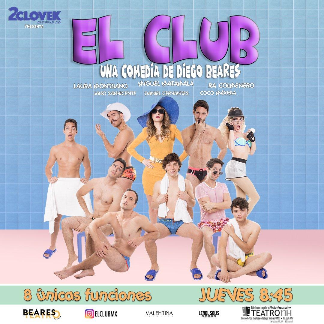 El Club Mx ¡Una obra…