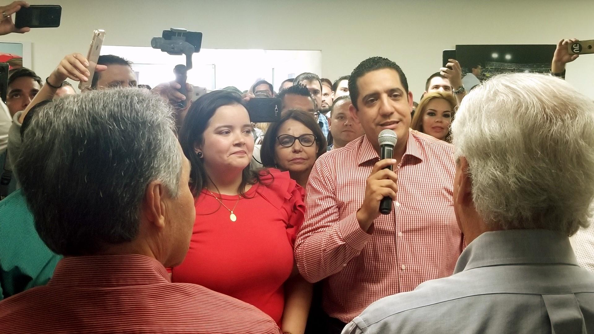 Chuy Valdés al PRI; felicitación…